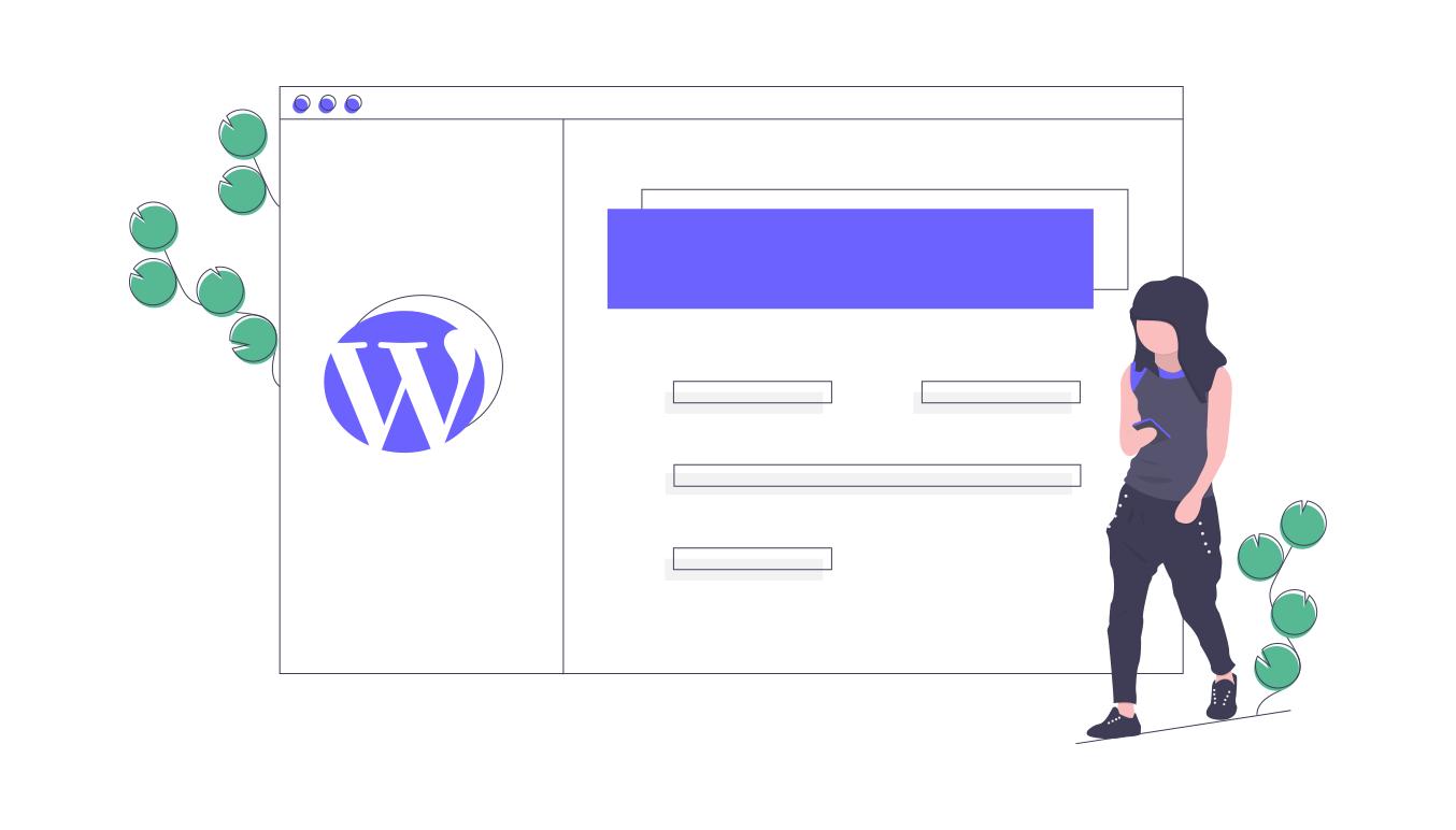 WordPressカスタマイズのアイコン